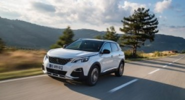 "Nuovo Peugeot 3008 è ""Car of the Year 2017"""
