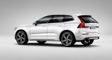 Volvo Cars svela XC 60, il nuovo SUV di lusso