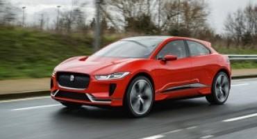 I-Pace, la neonata Jaguar elettrica muove i primi 'passi'