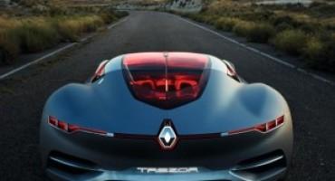 """Renault Trezor si aggiudica il premio di """"Concept Car dell'Anno 2016"""""""