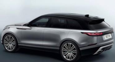 Nuova Range Rover Velar, elegante, raffinata, seducente…