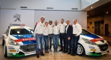 Campionato Italiano Rally 2017: Peugeot si prepara ad incassare nuovi successi