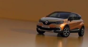 Nuovo Renault Capture: conquisterà con il fascino e l'eleganza