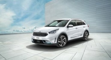 Debutta al Salone di Ginevra la nuova Kia Niro Plug-in Hybrid