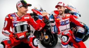 MotoGP 2017, il Ducati Team è pronto ad affrontare la prima gara in Qatar