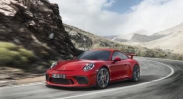 Porsche 911 GT3, la prima mondiale a Ginevra