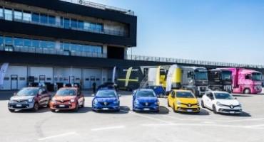 Renault, divertimento ed emozioni con la nuova gamma di vetture sportive