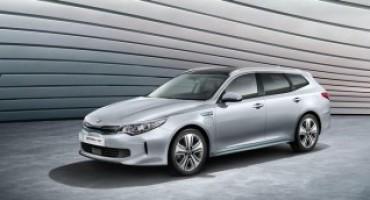 Nuova Kia Optima Sportswagon Plug-in Hybrid, si allarga l'offerta della Casa