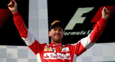 Formula 1 – GP Australia: a Melbourne Vettel vola e vince il primo Gp della stagione