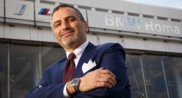Dal prossimo 1° Maggio Andrea Gucciardi assumerà la Direzione di BMW Roma