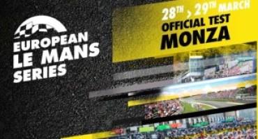 European Le Mans Series, i campionati di durata si preparano a sbarcare a Monza
