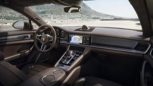 Interieur Panamera Turbo Sport Turismo