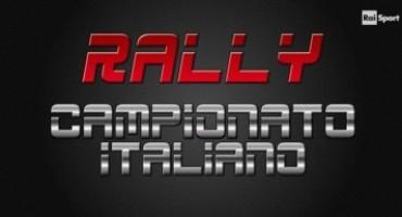 Campionato Italiano Rally 2017: tutte le gare saranno seguite dai TG Regionali RAI