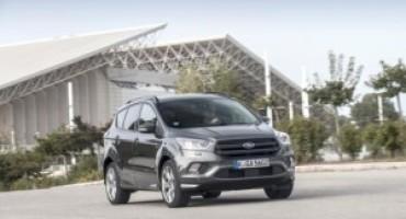 Ford esporrà la nuova Kuga al FORUMAutoMotive 2017