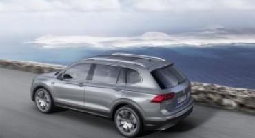 Volkswagen presenta la nuova Tiguan AllSpace