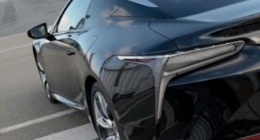 Lexus svela la nuova LC Hybrid, connubio perfetto tra performance e design