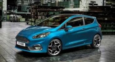 Ford Performance: svelata al Salone di Ginevra la nuova Fiesta ST