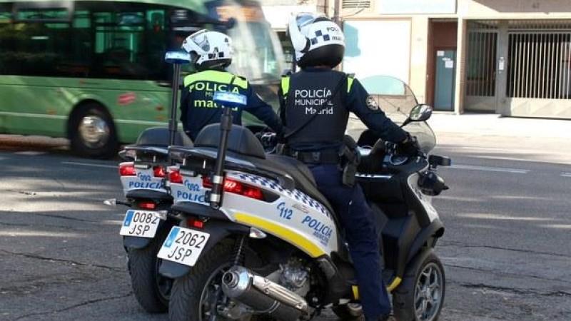 Gruppo Piaggio: si aggiudica la gara per la fornitura di 160 MP3 alla Polizia di Madrid