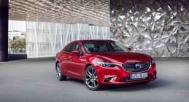 Mazda6 MY 2017: nuove tecnologie per stare un passo avanti alla concorrenza