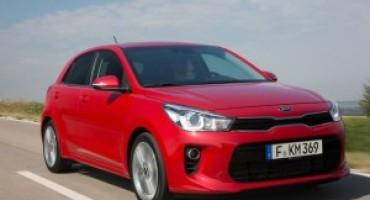 La nuova Kia Rio irrompe sul mercato e stabilisce nuovi standard