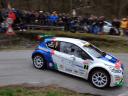 40° Rally del Ciocco, nella prima tappa brilla l'equipaggio Andreucci/Andreussi su Peugeot 208 T16 R5