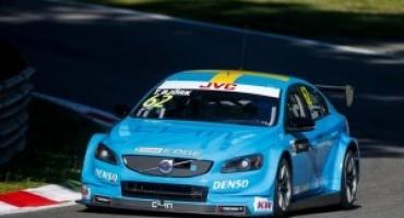 WTCC- Monza: lo svedese Björk su Volvo il più veloce nelle qualifiche