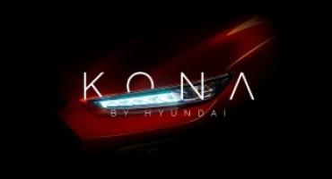 Hyundai svela il nome del prossimo SUV compatto, si chiamerà Kona