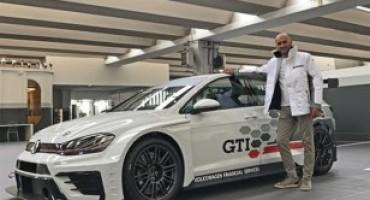 TCR Italy, sarà il milanese Massimiliano Gagliano a guidare la Volkswagen Golf GTI