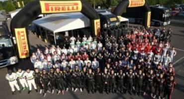 Monza, prima giornata di gara per il monomarca Lamborghini. Domani alle 14.45 il via della tre ore
