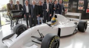 Museo Lamborghini, inaugurata la mostra su Ayrton Senna