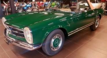 Auto e Moto di grande fascino alla terza edizione di Verona Legend Cars
