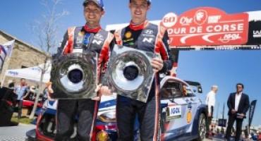 Mondiale WRC – Rally di Francia, Thierry Neuville regala il primo successo stagionale a Hyundai Motorsport