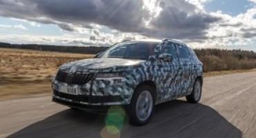Škoda Karoq, prosegue l'offensiva della Casa boema nel segmento dei SUV compatti