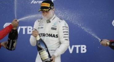 Formula 1 – GP Russia, Bottas si aggiudica la prima vittoria in carriera