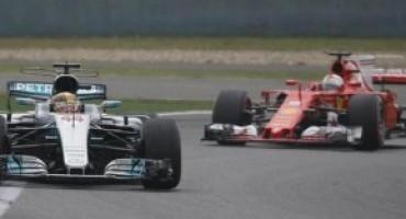 Formula 1-GP Cina: a Shangai Lewis Hamilton non sbaglia e sigla la pole