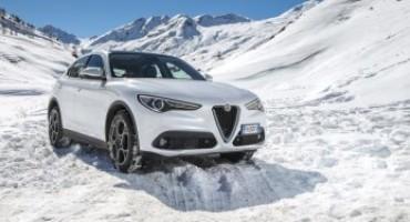 Alfa Romeo Stelvio, debuttano due nuove motorizzazioni