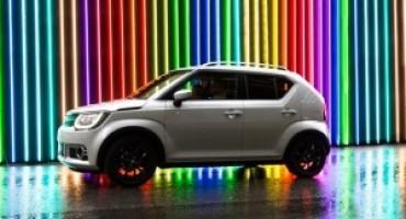 Suzuki Auto: boom di immatricolazioni nel primo trimestre dell'anno (+ 56,98%)