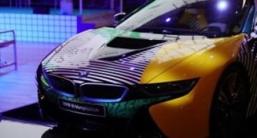 Garage Italia Customs e BMWi celebrano il Memphis Design con due nuove special su base BMW i8 e BMW i3