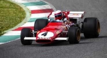 Formula 1 Clienti, Paolo Barilla gira al Mugello con la Ferrari dei suoi sogni, la 312 B