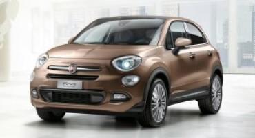 Fiat 500X, partiti gli ordini della nuova versione EasyPower benzina e GPL