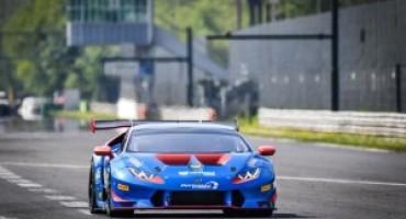 Lamborghini Super Trofeo Europa: a Monza un weekend di pura adrenalina