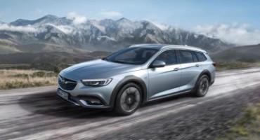 Opel presenta la nuova Insignia Country Tourer
