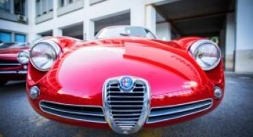 Targa Florio, la Giulietta SZ del 1960 sarà al via della 101esima edizione