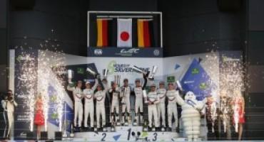 Toyota Gazoo Racing wins at Silverstone
