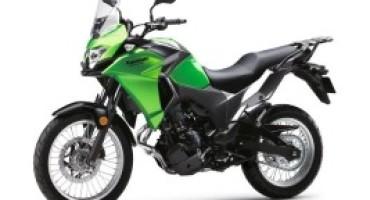 Kawasaki VersysX300,disponibili due allestimenti
