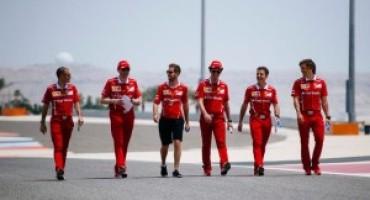 Formula 1 – Ferrari: dall'umido di Shangai ai 40° del Bahrain