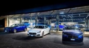 Apre a Modena il nuovo Shoowroom Maserati