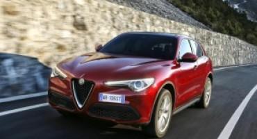 GoodYear equipaggerà il nuovo Stelvio, il primo SUV di Alfa Romeo