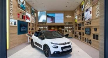 'La Maison Citroen' il nuovo allestimento per i punti vendita Citroen