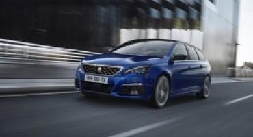 Nuova Peugeot 308, ancora più tecnologica e con nuove motorizzazioni